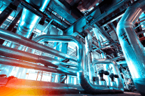 Logistik für Industrieanlagen