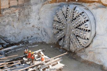 Brenner-Basistunnel – Entlastung des Straßenverkehrs zwischen Österreich und Italien