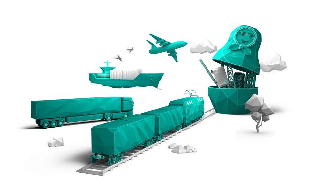 DDP-Lieferung nach Russland
