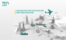 TCA International Logistics Network mit neuem Markenauftritt