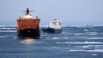 Nordostpassage als nützliche Alternative zum Suezkanal