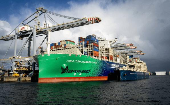LNG - Antrieb der Zukunft