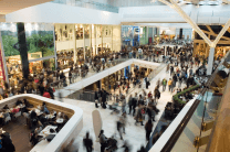 Logistik für Konsumgüter