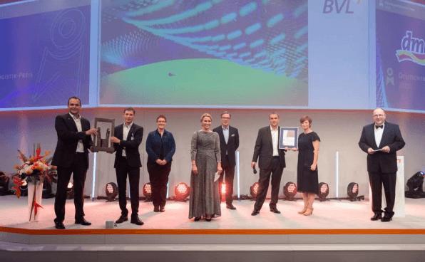 Deutscher Logistik-Preis 2020