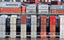 Der Containerumschlag-Index erreicht ein neues Rekordhoch