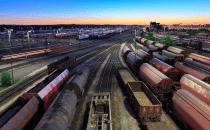 Marktanteil-Rückgang im Schienengüterverkehr