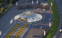 Hyundai: erster Flugauto-Airport öffnet 2021