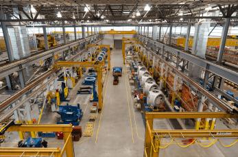 Unternehmen bauen infolge von Materialmangel und Rohstoffknappheit Lagerhaltung aus