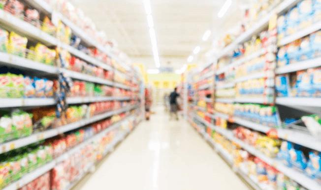 Logistik für die Food-Industrie