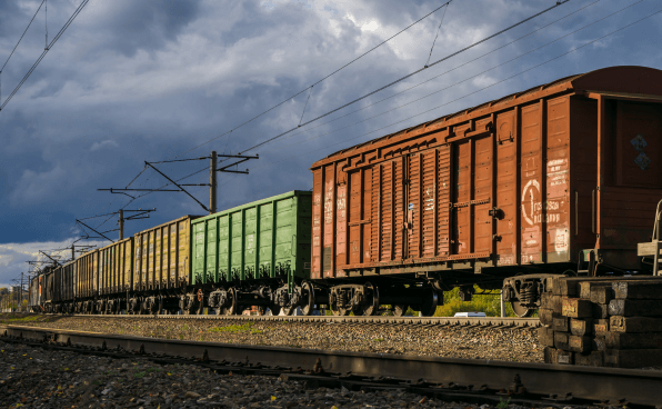 From Germany to China: wager on transportation by railway