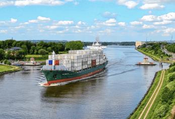 Nord-Ostsee-Kanal erbringt 570 Millionen Euro Wohlfahrtseffekt