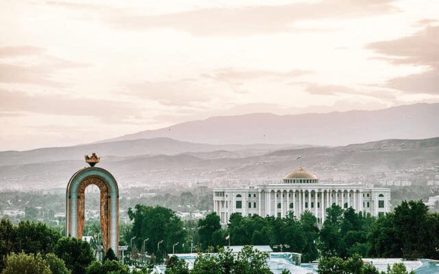 Transportlogistik nach Tadschikistan