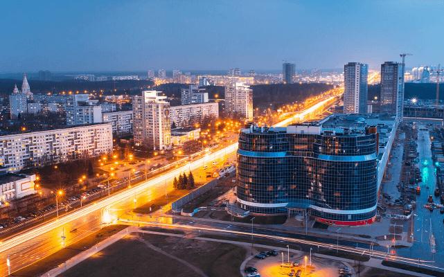 Transporte nach Weißrussland