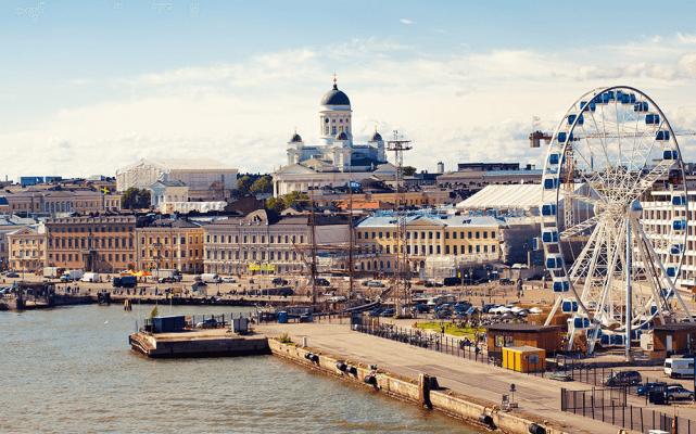 Transport nach Skandinavien