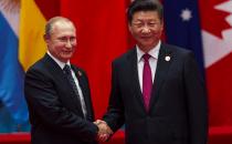 Vertiefung der bilateralen Beziehungen zwischen Russland und China
