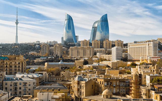 Exporte nach Aserbaidschan