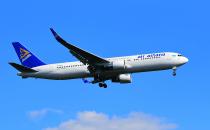 Anstieg des Luftfrachtaufkommens zwischen Europa und Asien