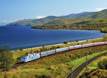Eisenbahnlinie Baikal-Amur-Magistrale statt Seetransporten aus China nach Europa
