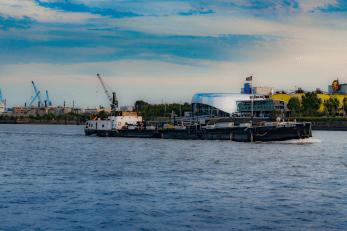 Berliner Schifffahrt-Projekt steuert Entlastung der Straßen und Schienen an